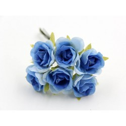 Ramo 6 Rosas Seda