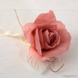 Flor de Lino Rosa