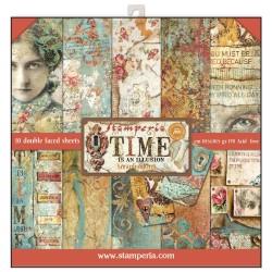 Colección Scrap Time