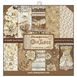 Colección Scrap Old Laces
