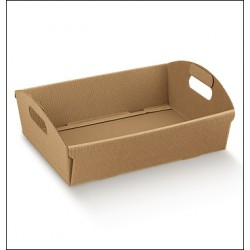 Microcanal Carton Basket
