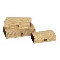 Cofre Bambu
