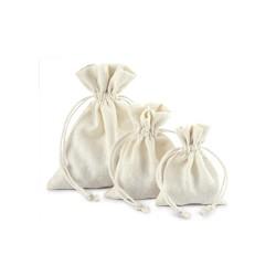 Bolsa Cotton Luxe Crema