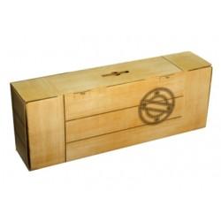 Caja Jamonera Cartón